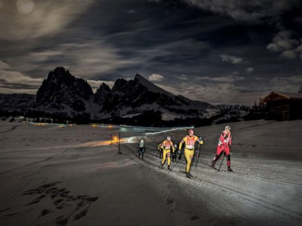 Seiser Alm Moonlight Classic Nordic Camp