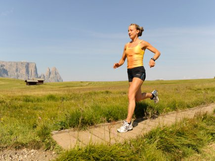 Alpe di Siusi Running Week